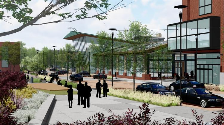 "Featured image for ""Lee's Summit enlists partners to revamp Downtown Market Plaza"""